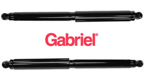 2 Shock Absorbers GABRIEL Rear for Chevy GMC