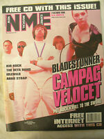 NEW MUSICAL EXPRESS MAGAZINE 2ND OCTOBER 1999 nme