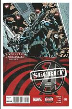 SECRET AVENGERS # 12 (FEB 2014), NM/MT