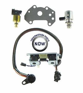 Dodge Jeep solenoid set 95-99 3-4 shift TCC pressure sensor & solenoid 12420BK