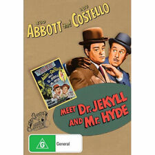 Abbott And Costello Meet Dr. Jekyll And Mr. Hyde (DVD, 2019)