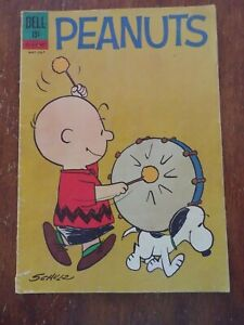 PEANUTS #13 1962 May - July Comic Book