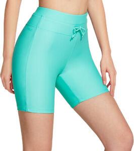 TSLA Women's Swim Shorts, Quick Dry Jammer, Tankini Swimsuit Bottom