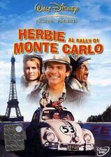 Herbie Al Rally Di Monte Carlo (1986) DVD Ologramma Rettangolare