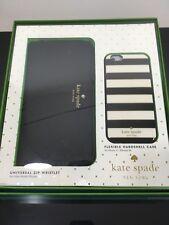 Kate Spade New York Gift Set Zip Wristlet + Hardshell Case For iPhone 6/ 6s