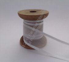 Satin Sheer Organza Ribbons & Ribboncraft
