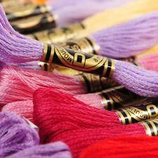 12 matassine DMC Embroidery Floss Mouliné Spécial DMC ref. 117mc I