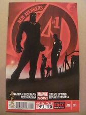 New Avengers #1 Marvel Comics 2013 Series Illuminati 9.6 Near Mint+