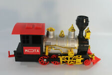 Mota Christmas Santa Holiday Classic Train Replacement Locomotive Car