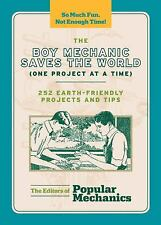 The Boy Mechanic Saves the World (One Project at a Time): 252 Earth-Fr-ExLibrary