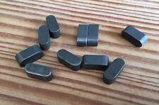 Stahl Passfeder Federkeil 5 x 5 x 45 mm DIN 6885
