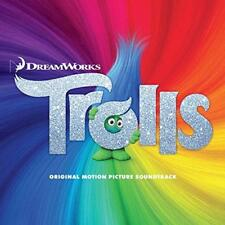 Trolls (Original Motion Picture Soundtrack) - Various (NEW CD)