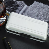 Aluminum 8Micro Sd Sdhc Memory Card Storage Fine Carrying Hard Holder-Aua`^ D1M9