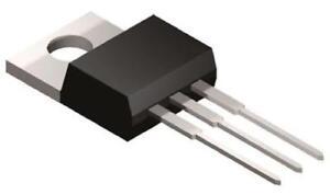 2 x STMicroelectronics BTB16-600BW TRIAC 600V 16A Gate Trigger 1.3V 50mA TO-220