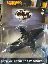 Hot Wheels BATMAN DC BATMAN RETURNS BAT-SKI BOAT