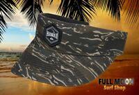 New Quiksilver Tradewind Hawaii Mens Camo Visor Hat Cap