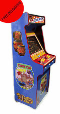 Arcade Machine Donkey Kong Cabinet Jamma board retro gaming multi game