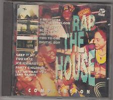 RAP THE HOUSE - various artists CD