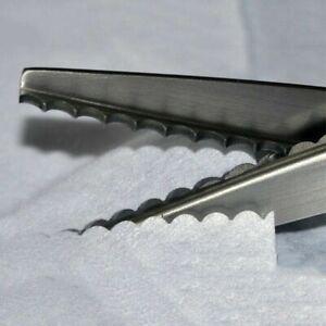 Fabric Dressmaking  Pinking Shears Scissors Clipper regular not Scalpel
