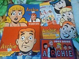 Archie LoaC (IDW) Newspaper Strips - 1946-1948, 1960-1963, Sunday Finest, Archie
