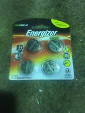 Energizer 2016 / CR2016 3V Lithium Batteries 4 Pack