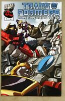 Transformers More Than Meets The Eye Guidebook #1-2003 nm 9.4 Giant-Size