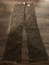 Gymboree Teachers Pet Girls Pants Size 9 Leopard Nwt