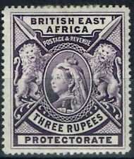 Single Victorian (1840-1901) British KUT Stamps