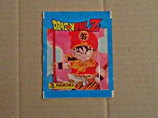 DRAGON BALL Z - PANINI - UNOPENED PACK WITH STICKERS