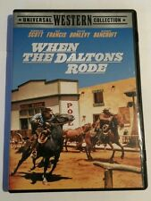When the Daltons Rode (DVD, 2004)