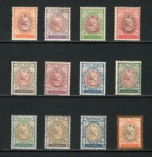 worldwide Lot of Unused Hinged postage stamps, MH