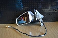 03-06 AUDI A4 CONVERTIBLE CABRIOLET B6 LEFT DRIVER SIDE DOOR MIRROR ASSEMBLY