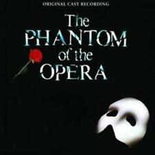 PHANTOM OF THE OPERA:- - ORIGINAL CAST RECORDING – - 2 CD SET, MICHAEL CRAWFORD
