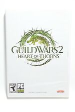 Guild Wars 2 Heart of Thorns (PC DVD-ROM Online Software)**Brand New**
