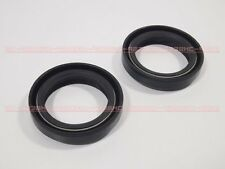 XV250 XV 250 VIRAGO Front Fork Seal set black 88 89 91 92 94 95 98 99 10 GTC P32