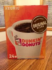 Dunkin Donuts Original Blend Keurig K-Cups 24 Count - FREE SHIPPING