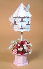 A4 Card Making Templates - 3D Dovecote & Display Box by Card Carousel