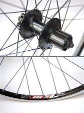 Momentum roues s-track 2.10 / M475 26in disc / v-brake arrière 6-bolt 8/9 Vitesse Noir