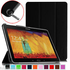 "For Samsung Galaxy Note 10.1"" inch SM-P600 2014 Edition Smart Leather Case Cover"