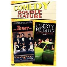 Diner/Liberty Heights (DVD, 2005, 2-Disc Set) Steve Guttenberg, Mickey Rourke