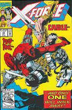 X-Force # 15 (3rd appearance Deadpool) (USA, 1992)