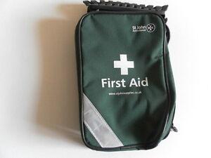 St John Ambulance Universal First Aid Kit - Zenith Pouch