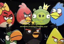 Angry birds Birthday Party Decoration multicolor