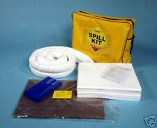 50L Fork Truck Oil & Fuel Spill Kit With Drain Cover