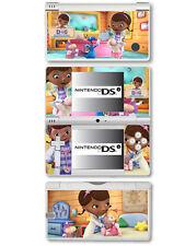 Disney Doc McStuffins Autoadesivo Sottile Vinile per Nintendo DSi