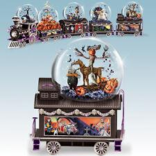 DISNEY Tim Burton Nightmare Before Christmas TRAIN ALL HAIL THE PUMPKIN KING #5