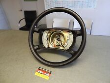 W124 300E 300Ce Steering Wheel Black Leather Air Bag Type 1244640228