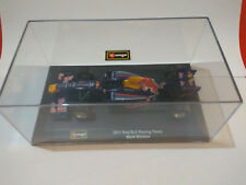 collection bburago F1 Red Bull Racing 2011 RB7 Marc Webber 1:32