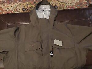 Simms Guide Wading Jacket, Men's Brown XXLarge