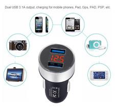 KFZ Auto 2 USB Adapter Ladegerät 3,1A 12V Zigarettenanzünder